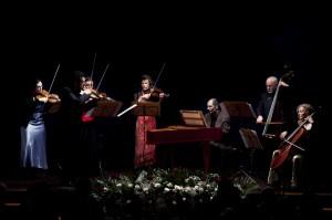 Concerto de primavera na cripta da igraja de Campo de Ourique